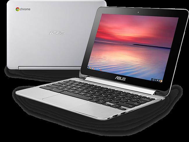 ASUS Ra Mắt Chromebook Flip C100 - 82826