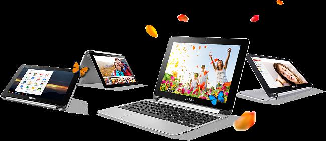 ASUS Ra Mắt Chromebook Flip C100 - 82830