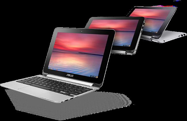 ASUS Ra Mắt Chromebook Flip C100 - 82825