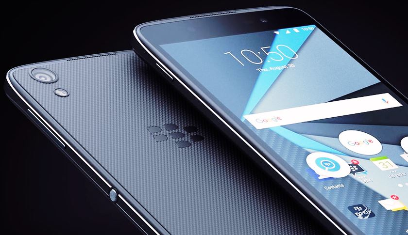 Kết quả hình ảnh cho BlackBerry DTEK60