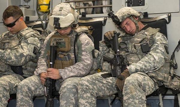 Phương Pháp Ngủ Đặc Biệt Giúp Binh Sĩ Mỹ Ngủ Chỉ Trong 2 Phút
