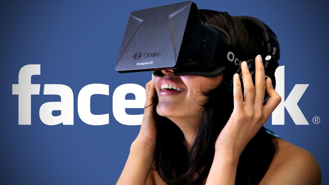 Kết quả hình ảnh cho facebook & oculus