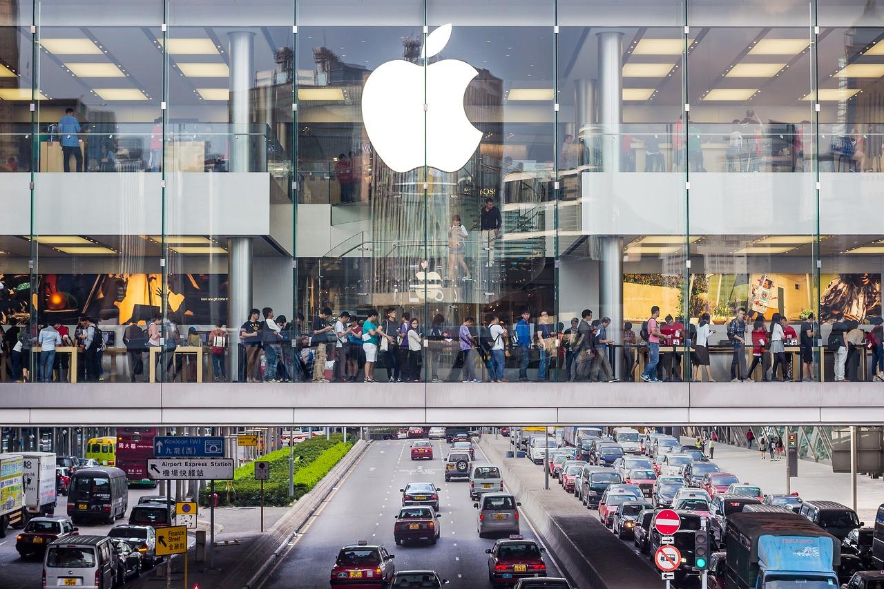 Kết quả hình ảnh cho cửa hàng apple